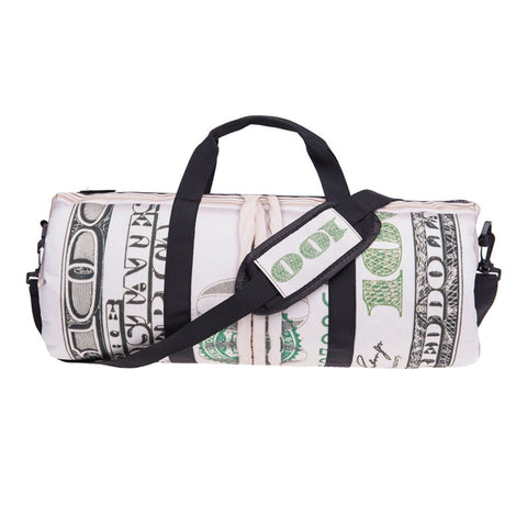 $100 Gym Duffel Bag