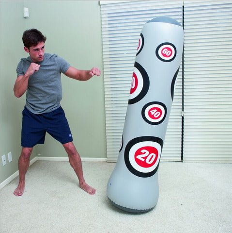 Inflatable Strike Training Punching Bag