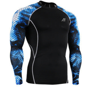 Life on Track Apex Predator Long-Sleeve Compression Shirt