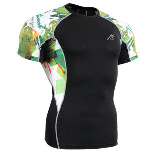Life on Track Rash Guard - Urban Graphics