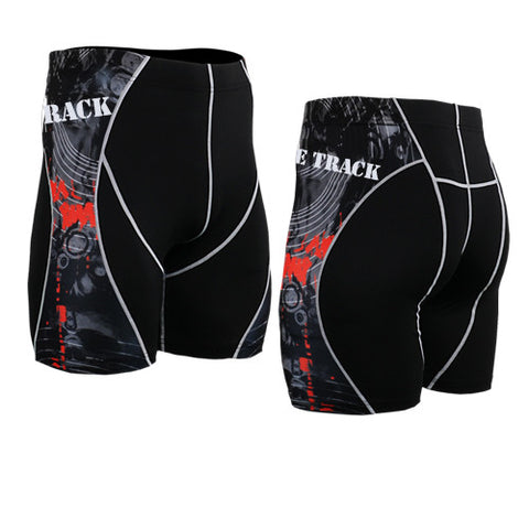 Life on Track Vale Tudo Compression Shorts - CSI