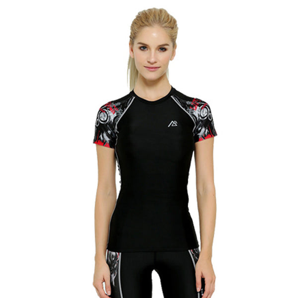 Life on Track Women's Compression Shirt - CSI