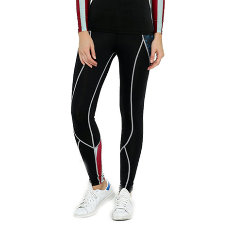 Life on Track Women's Subtle Compression Spats - America