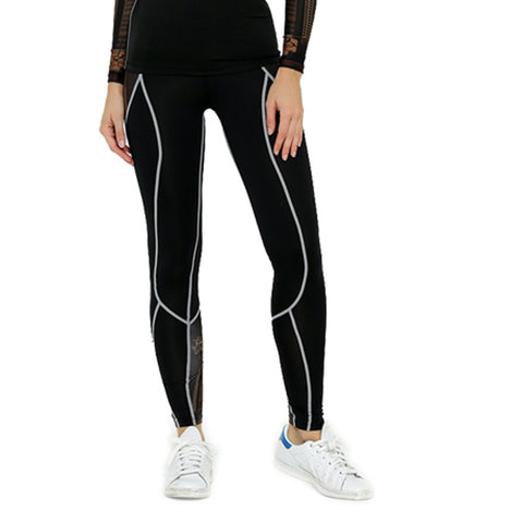 Life on Track Women's Subtle Compression Spats - Crossroad