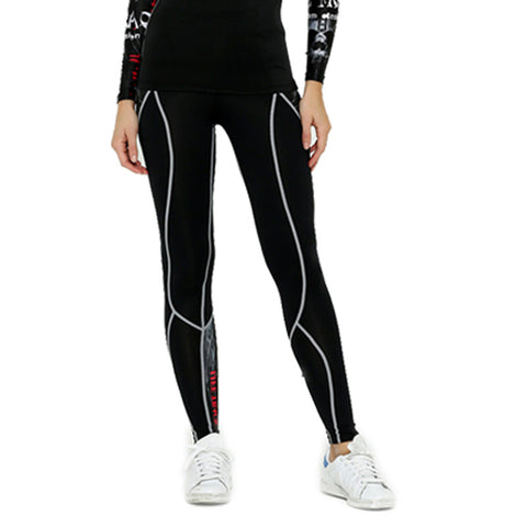 Life on Track Women's Subtle Compression Spats - CSI