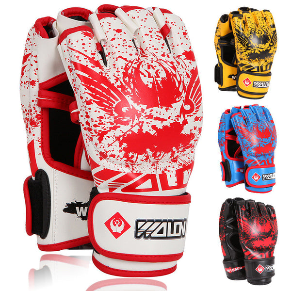 Wolon Competition MMA Gloves