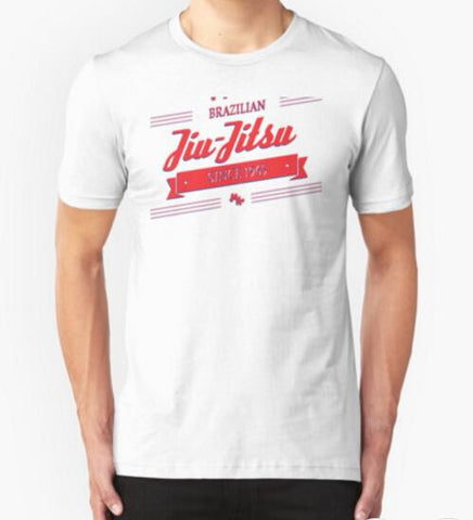 Casual BJJ Shirt