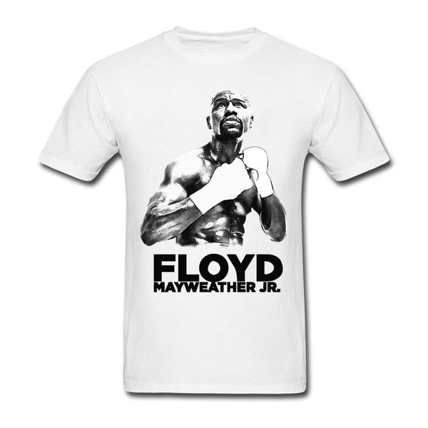 FLOYD MAYWEATHER JR T SHIRT