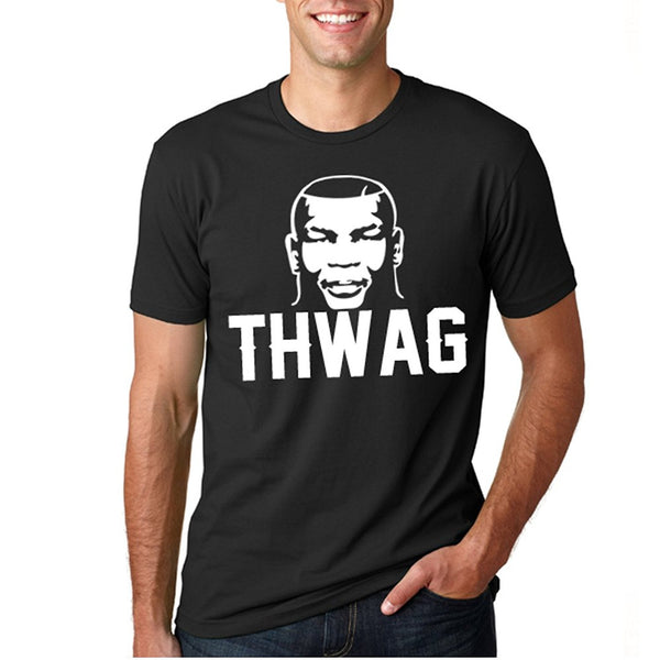 Mike Tyson Thwag T-Shirt