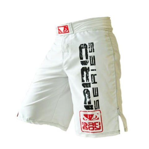 Bad Boy Pro Series MMA Shorts - White
