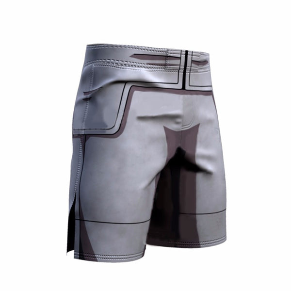 DBZ Vegeta Resurection F Armor Fight Shorts