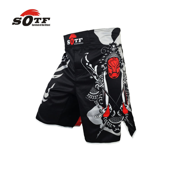 SOTF Ancient Warrior MMA Shorts