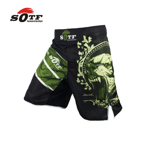 SOTF MMA Money Pitbull Shorts