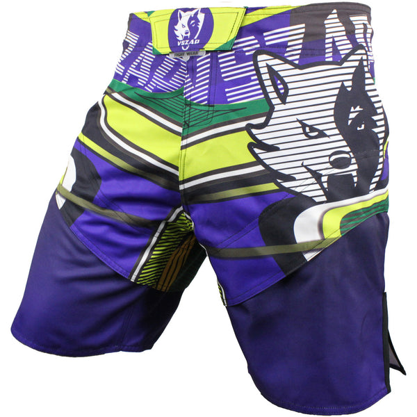 VSZAP Brazil Fight Shorts
