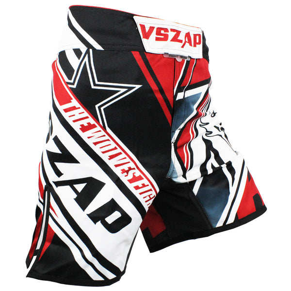 VSZAP Conflict Fight Shorts
