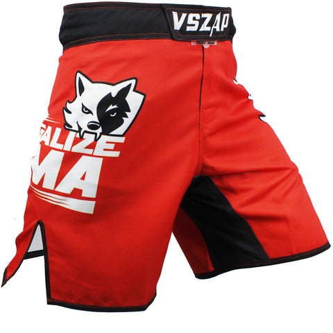 VSZAP Legalize MMA Fight Shorts