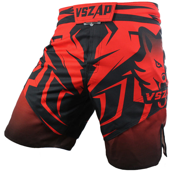 VSZAP Shadow Hunter Fight Shorts