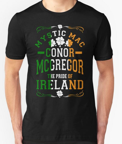 Mystic Mac Fight Shirt