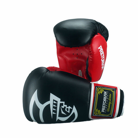 Pretorian Sparring Boxing Gloves - Black
