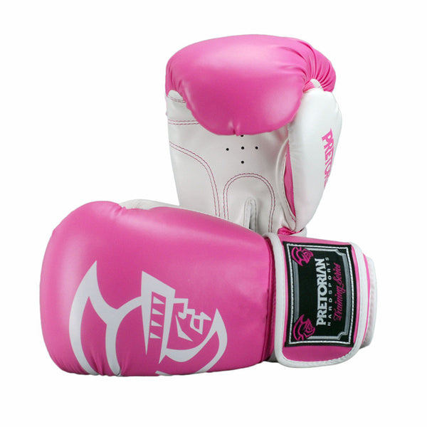 Pretorian Sparring Boxing Gloves - Pink