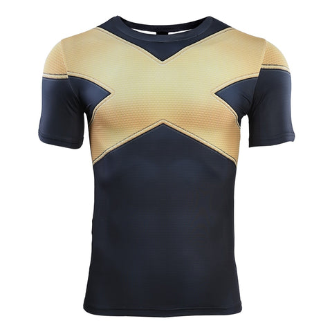 X-Men Dark Phoenix Compression Shirt - Short Sleeve