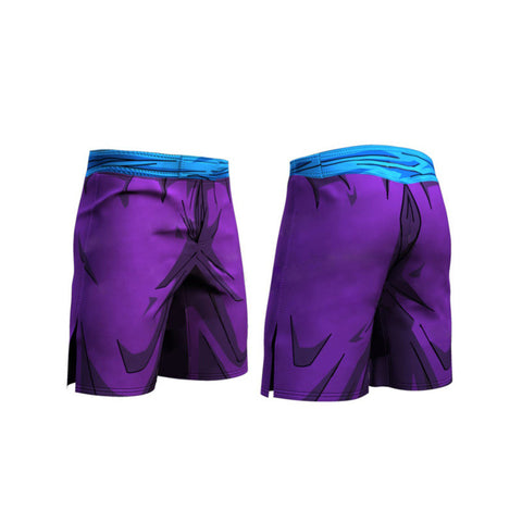 DBZ Piccolo Fight Shorts
