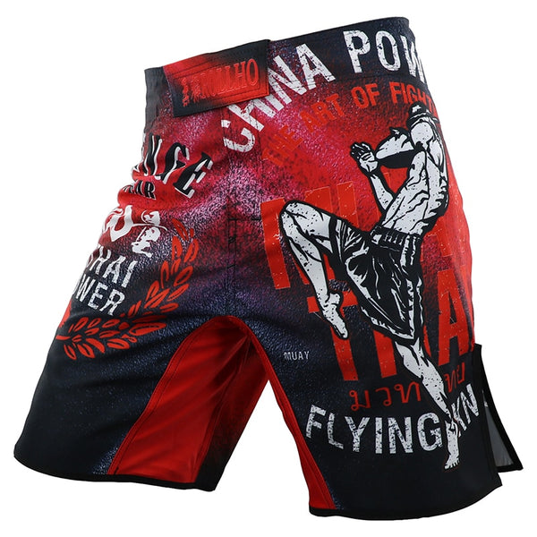 ROLLHO China Power Fight Shorts