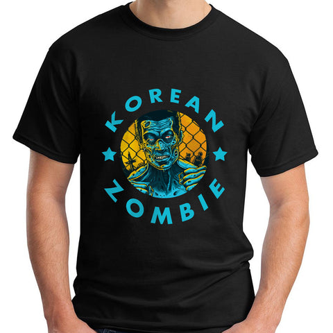 The Korean Zombie MMA Fight Shirt