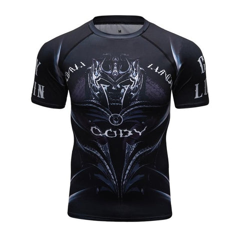 Cody Lundin Shogun Compression Shirt Short Sleeve