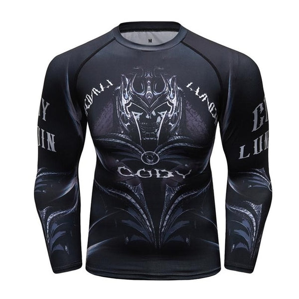 Cody Lundin Shogun Compression Shirt Long Sleeve