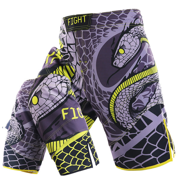 ROLLHO Venom Fight Shorts