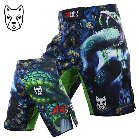 ROLLHO Anaconda Fight Shorts