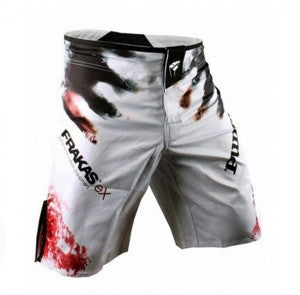 PunchTown Frakas Dead Ice MMA Shorts