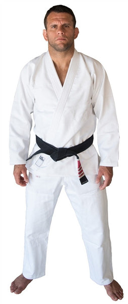 Sunrise Combat Gear Basic BJJ GI - White