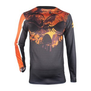 SUOTF Compression Shirt - Orange Skeleton