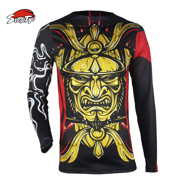 SUOTF Compression Shirt - Samurai