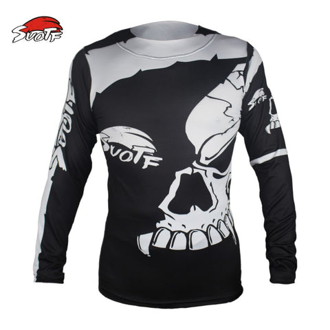 SUOTF Compression Shirt - Skeleton