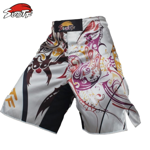 SUOTF MMA Shorts - Scorpion