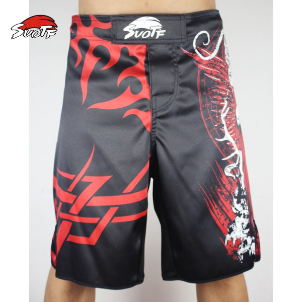 SUOTF MMA Shorts - Terror of Death
