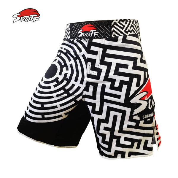 SUOTF MMA Shorts - The Maze