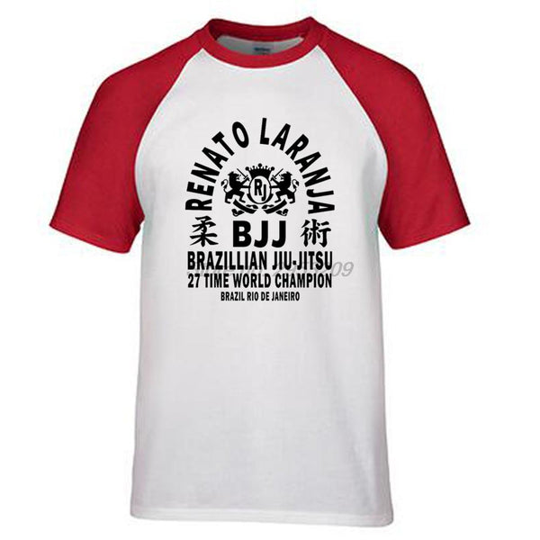 Renato Laranja BJJ Shirt - 27 Time World Champ