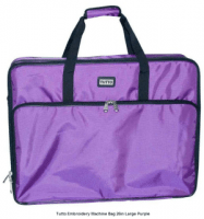 Tutto Embroidery Machine Bag 26 in. Large - Purple