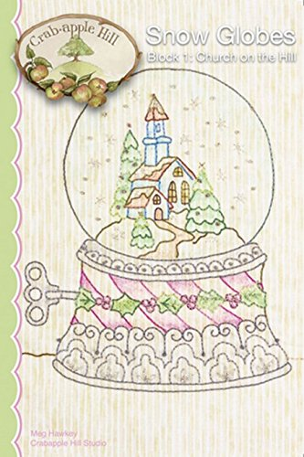 Crabapple Hill Snow Globes Complete Quilt Assembly and Instructions