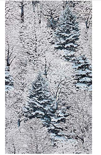 Nature's Window Winter Colorstory 6 Fat Quarter Bundle Plus 3 Panels by Robert Kaufman
