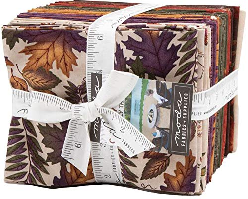 Holly Taylor Country Charm 32 Fat Quarters 1 Panel Moda Fabrics 6790AB
