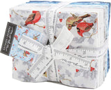 Forest Frost Glitter Favorites; 20 Fat Quarters - Moda Fabrics 33410ABM