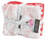 REDiculously in Love by Me & My Sister Designs; 16 Fat Quarters Bundle - Moda