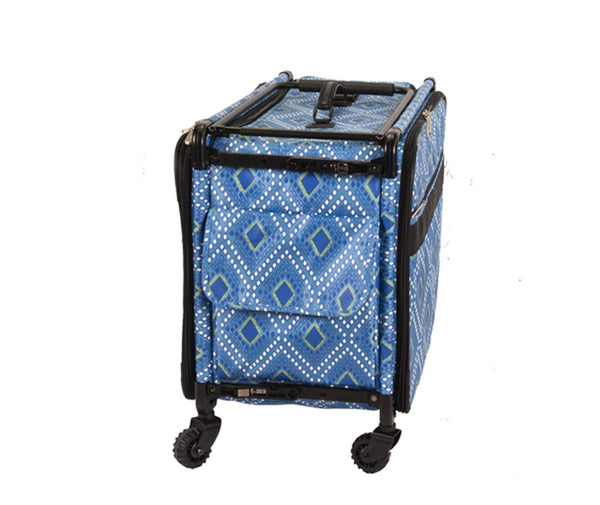 "Blue Modern XXL(2XL) Tutto Monster Machine On Wheels 28""L x 18""H x 14""D"