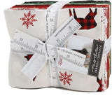Holiday Lodge by Deb Strain; 25 Fat Quarters plus 1 Panel - Moda Fabrics