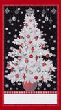 Winter's Grandeur 7: Scarlet by Studio RK; 14 Fat Quarters & 1 Panel - Robert Kaufman